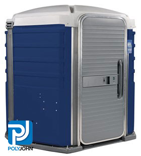 ADA compliant handicap portable toilet